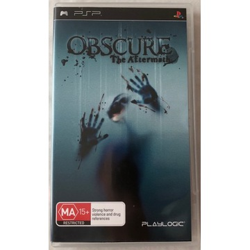 UNIKAT PlayStation PSP Obscure The Aftermath