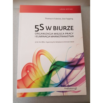 5S w Biurze + CD, T.A. Fabrizio, Don Tapping