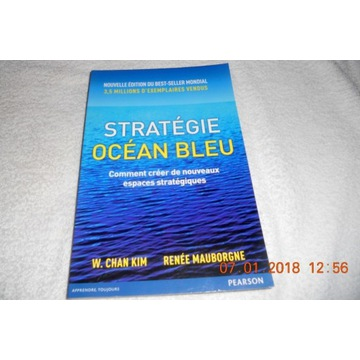 Strategie Ocean Bleu - W. Chan Kim - wers. franc.