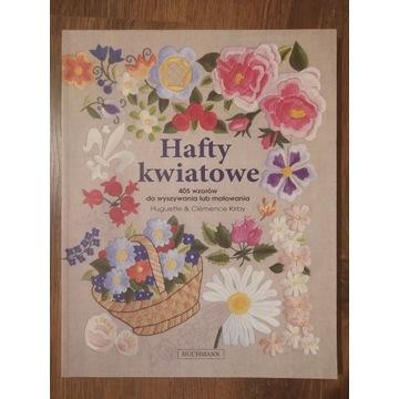 Hafty kwiatowe Clemence Kirby, Huguette Kirby