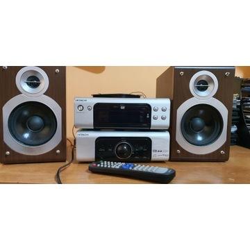 Zestaw audio/DVD/CD HITACHI