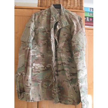 Bluza Multicam US Army /FR/ roz. Medium Large
