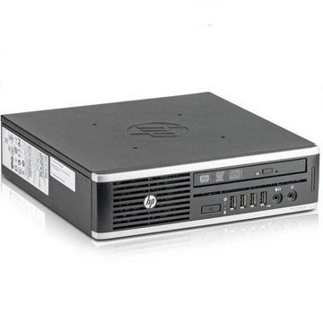 HP 8300 USDT i5 QUAD 3.6Ghz 8GB 500GB WIN10 OKAZJA