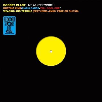 ROBERT PLANT Live at Knebworth 1990 RSD21