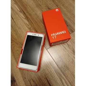 HUAWEI Y7 - Biały