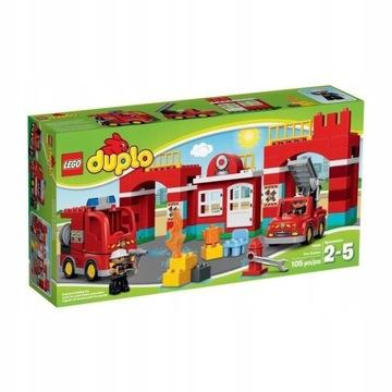 LEGO DUPLO Remiza strażacka 10593 , GRATIS 2 sam..