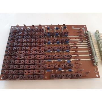 Moduł podstawek kwarcowych 64 szt. matryca diodowa