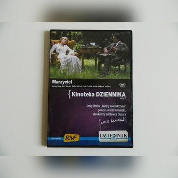 MARZYCIEL DVD DEPP WINSLET HOFFMAN