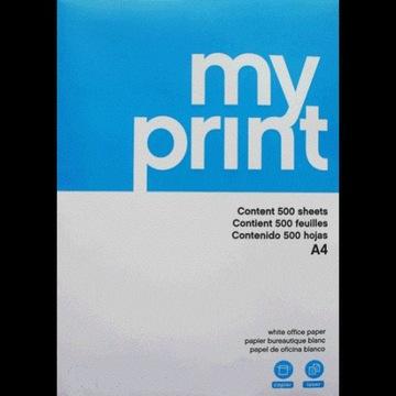 Papier xero A4 MY PRINT białość 151