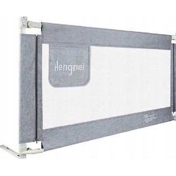 Barierka ochronna na łóżko, osłona, Hengmei