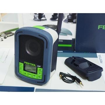 FESTOOL BR 10 DAB radio SYSROCK 18V-14,4V-12V
