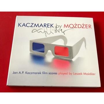 Kaczmarek by Możdżer CD digipack + autograf