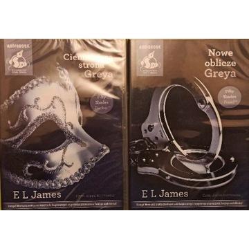 Audiobooki   z  Greya - 2 audiobooki.....