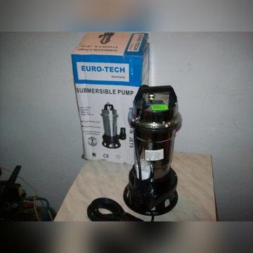 Pompa do szamba z rozdrabniaczem 3200watt
