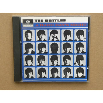The Beatles - A Hard Day's Night 1987 EU Germany