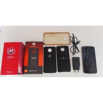 Motorola Moto Z2 Play - jak NOWY + głośnik JBL