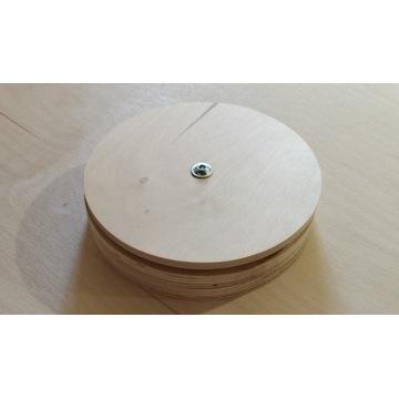 Dysk dla chomika karuzela PREMIUM 19cm