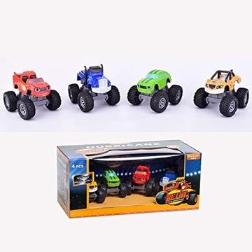Zestaw pojazdów GJG93 GBP23 Hot Wheels GJG93 GBP23
