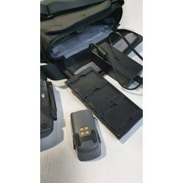 DronDJI Spark Bateria, Kontroler, Ładowarka, Torba