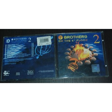 2 brothers on the 4th floor - 2 Snake's Music 1996