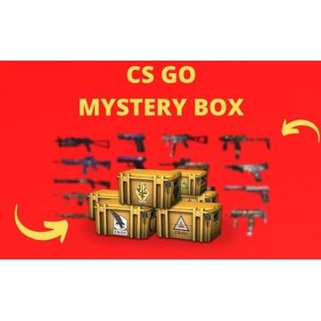 CS:GO Mystery Box / cs go skin skins case skrzynka