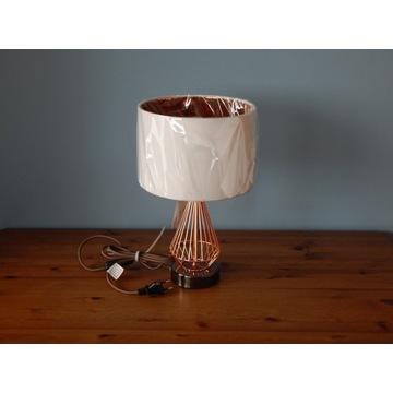 Lampka stołowa, nowa