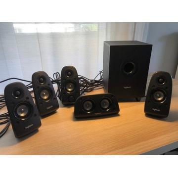 Głośniki Komputerowe 5.1 Logitech Z506