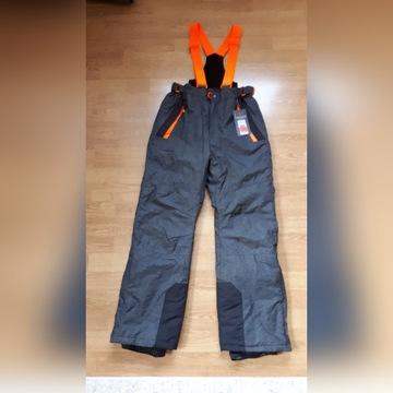 Spodnie narciarskie Coolclub rozm. 158