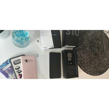 Samsung Galaxy S10+ Cały Zestaw S10 Plus + Gratisy