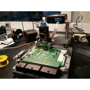 Mapy ECU Chip Tuning Pakiet 800GB Dysk 1TB Win ols