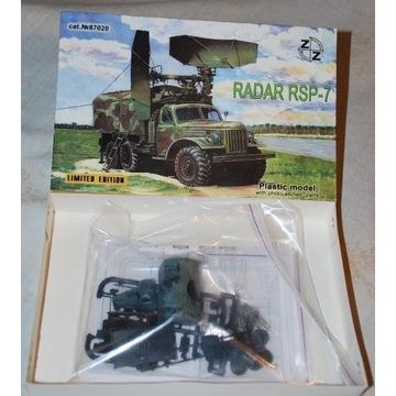 RSP-7 Radar 1/87