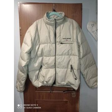 Ralph Lauren polo sport VITAGE puchowa kurtka XL
