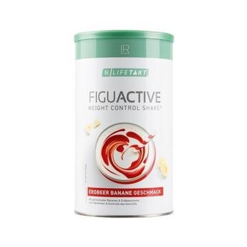 Figu Active shake truskawkowo bananowy Super