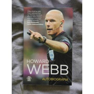 Howard Webb Autobiografia