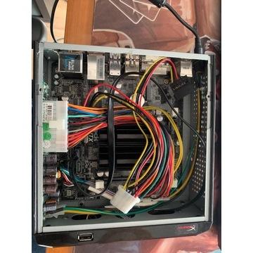 ASRock N3150-ITX + ITX obudowa