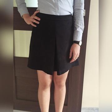 ZAMSZOWA czarna spódnica MOHITO r. xs 34