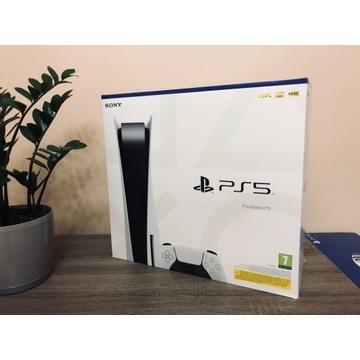 PlayStation 5 Ps5 nowa Paragon napęd