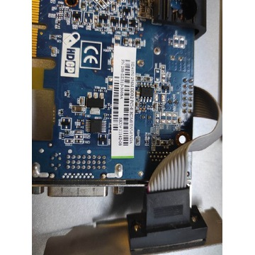 ATI HD4350 HD 4350 HDMI VGA DVI +LOW profil
