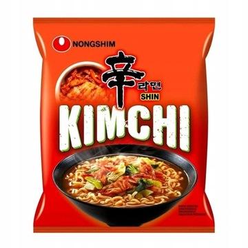 Zupa zupka Kimchi Ramyun noodle soup 120g ramen
