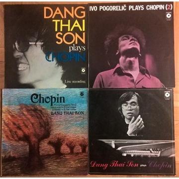 Chopin  Pogorelich  Dang Thai Son  / 4LP  NM