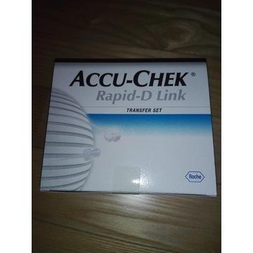 ACCU-CHEK  Rapid-D Link dren 50cm
