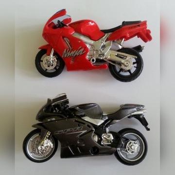 motory motocykla Kawasaki Ninja ZX-7R i SPR 2 szt