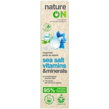 NATUREON sea salt vitamins & minerals