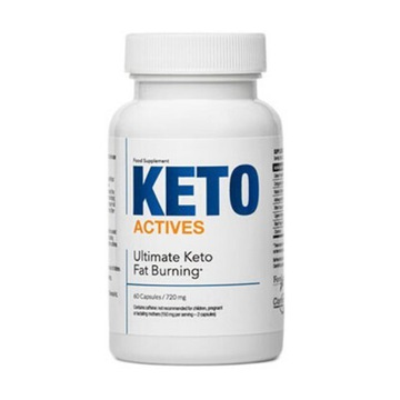 Keto aktives 60 lapsulek