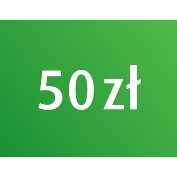 DOŁADOWANIE_KOD_PLUS 50_NAJTANIEJ_SZYBKO