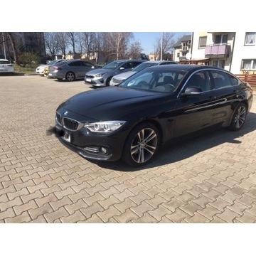 BMW 4.20d Gran coupe XDRIVE