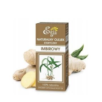 Naturalny olejek eteryczny IMBIROWY aromaterapia