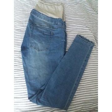 Jeansy ciążowe r. 38 firmy esmara