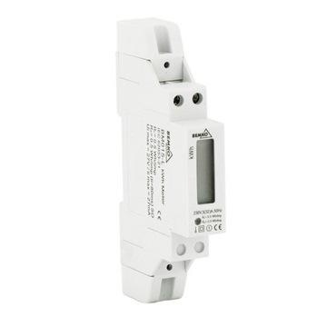 Licznik energii Bemko BM015-L 1 fazowy 10-50A