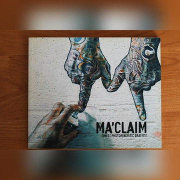 Maclaim: Finest photorealistic graffit. Album